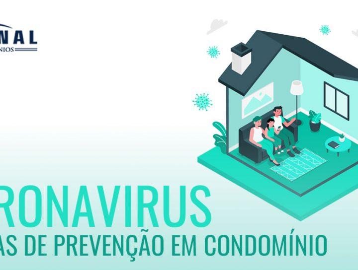 prevenção do coronavirus em condominio