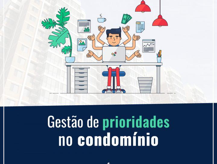 gestão de prioridades nos condomínios em Curitiba