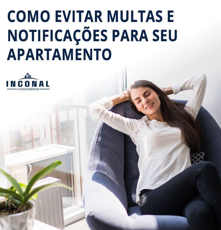 como evitar multas e notificações para seu apartamento